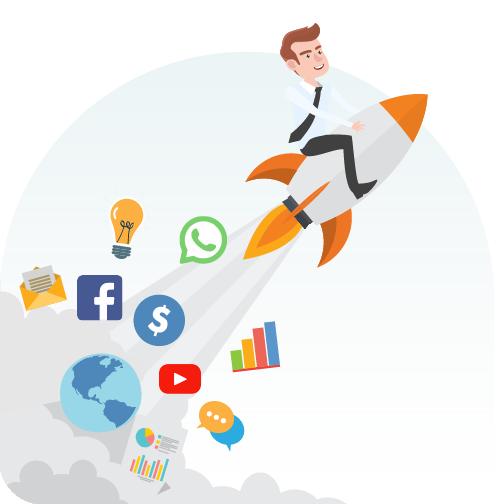 شبکه های اجتماعی چه تاثیری بر روی رشد استارتاپ ها و کسب و کار ها دارند؟
